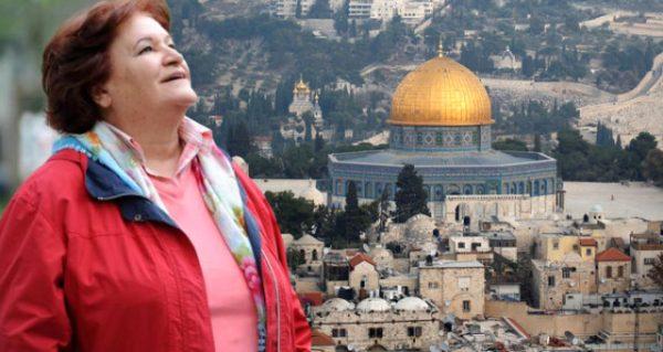 Selda Bağcan'ın Kudüs hayali: Orada Filistin halkına konser vermek istiyorum