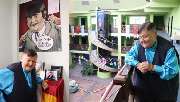 Şişko Nuri Sıtkı Sezgin sinema setlerine dönmek istiyor