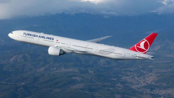 THY uçakları Brüksel'e inemedi