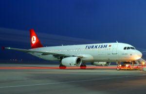 THY uçağı Atatürk Havalimanı'na acil iniş yaptı