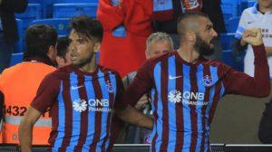 Trabzonspor – Antalyaspor: 3-0