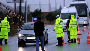 Trafik cezalarına 2018 zammı