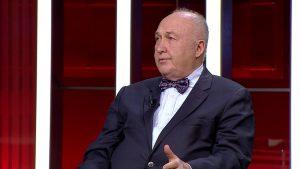 Deprem uzmanı profesör o ifadeleri kullanınca TRT yayını kesti