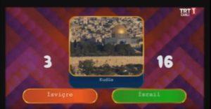 TRT Trump'tan önce Kudüs'ü İsrail'in başkenti ilan etmiş!