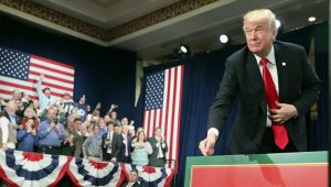 Trump'tan devasa Noel tebriği