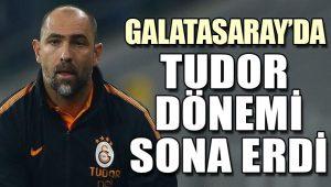Galatasaray'dan flaş Tudor kararı!