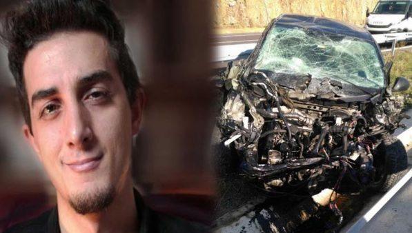 YouTube fenomeni, kazada yaralandı