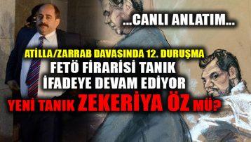 Davada Zekeriya ÖZ tanık mı olacak?