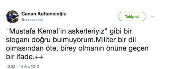 CHP'nin İstanbul adayı: Mustafa Kemal'in askeri değiliz