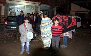 Erzurum'da develi yılbaşı kutlama geleneği…