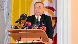 Galatasaray Başkanı Cengiz'den Sportif AŞ yönetim kuruluna istifa isteği