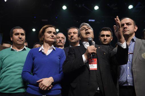 CHP İstanbul İl Kongresi sonuçlandı!