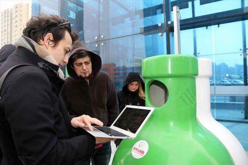 Kumbara Takip Sistemi ilk kez Ataşehir'de uygulanıyor