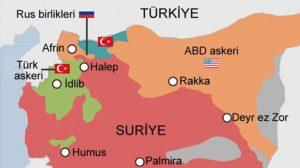 ABD'den Afrin operasyonu açıklaması: Türkiye'nin çıkarlarına yarar getirmez