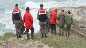 17 yaşındaki kayıp kızın annesi denize atladı