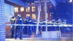 Amsterdam'da silahlı saldırı: Ölü ve yaralılar var