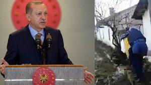 Cumhurbaşkanı Erdoğan'dan o ambulans şoförüne övgü!