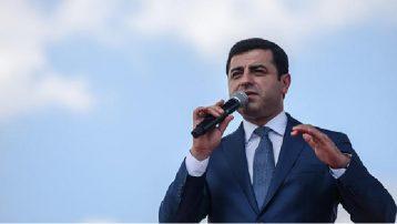 Ankara'da Valilik'ten Demirtaş yasağı