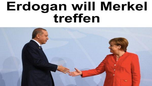 Erdoğan-Merkel görüşmesi ne zaman?