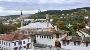 Kırım Tatarlarından Twitter'da Hansaray'a destek eylemi!