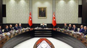 MGK toplantısı sona erdi: Gündem Afrin ve OHAL