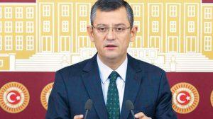 CHP'den Meclis Başkanı'nı düşürme teklifi!