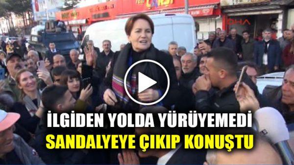 Meral Akşener: Tunceli'de yaşadığım mutluluğu tarif bile edemem!