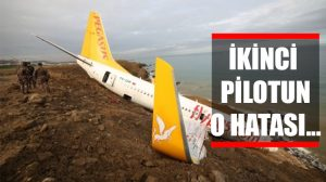 Trabzon'daki uçak kazasında şok iddia!