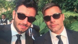 Ricky Martin Suriyeli sevgilisi ile evlendi!
