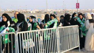Suudi Arabistan'da kadınlar için tarihi gün!