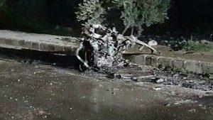 TSK: İdlib'de askeri konvoya bombalı araçla saldırı yapıldı