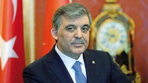 ANAP'tan Abdullah Gül açıklaması!