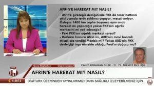 Afrin'e harekat ne zaman?