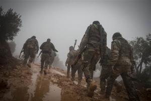 Afrin'de çatışma! 2 asker yaralı