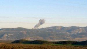 Afrin Harekatı resmen başladı: F-16'lar Diyarbakır'dan havalandı!
