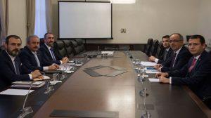 AKP-MHP ittifak görüşmesi sonrası ilk açıklama: Ortak duruşumuzu somutlaştırdık