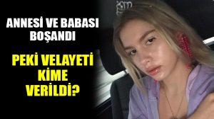17 Yaşındaki şarkıcı Aleyna Tilki'nin annesi ve babası boşandı Peki velayeti kime verildi?