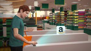 Amazon'dan bir ilk! Kasa ve kasiyersiz süpermarket açtı!