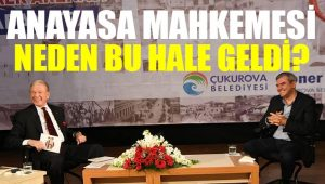 Yılmaz Özdil, Anayasa Mahkemesi'nin bu hale neden geldiğini anlattı!
