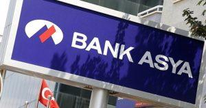 Bank Asya hissedarlarına operasyon
