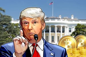 Bitcoin Trump'ı solladı!