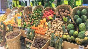CarrefourSA'nın tropikal meyve satışları ocak ayında arttı