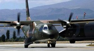Isparta'da askeri eğitim uçağı düştü!