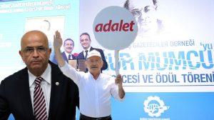 Uğur Mumcu Ödülleri sahiplerine verildi: Berberoğlu'na basın ödülü