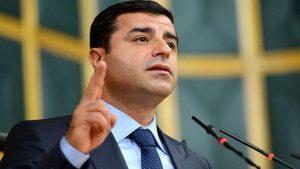 Selahattin Demirtaş'ın davası Ankara'ya nakledildi