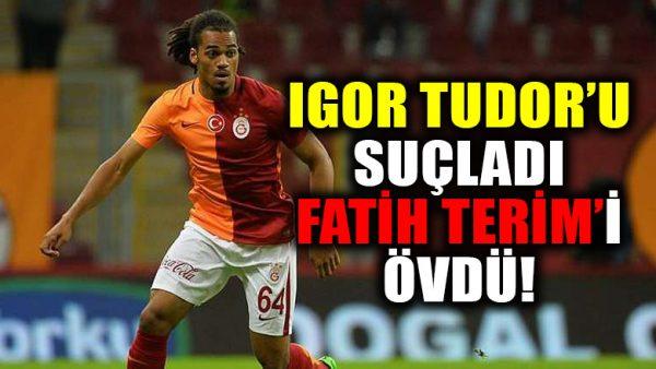 """Galatasaraylı futbolcu Denayer: """"Sürekli dizilişin değişmesi bizi zorladı"""""""