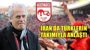 Mustafa Denizli yeniden İran'da: Traktör Tebriz'in başına geçti!