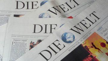 Die Welt: Almanya ve Türkiye masaya oturacak