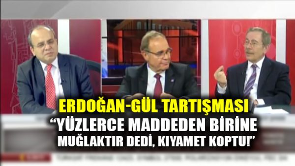 Abdüllatif Şener: Sayın Gül'ün açıklamasını eleştiri bile saymıyorum!