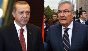 Cumhurbaşkanı Erdoğan, Deniz Baykal'ı arayarak geçmiş olsun dileklerini iletti